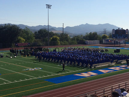 Westlake High School graduation