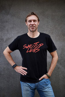 Jens Voigt, cycling announcer rookie of the year
