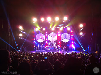 Dream Theater in concert