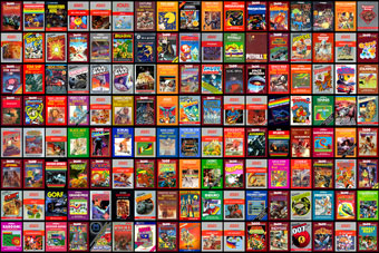 single SD with all Atari 2600 cartridges ever