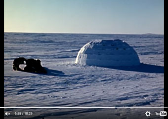 how to make an igloo