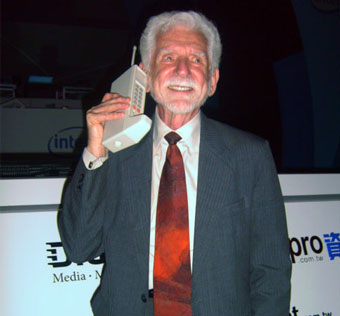 First Motorola cellphone