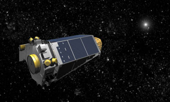 the Kepler space telescope - is okay!