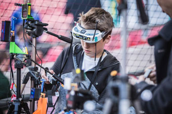 the next big sport: first-person drone racing