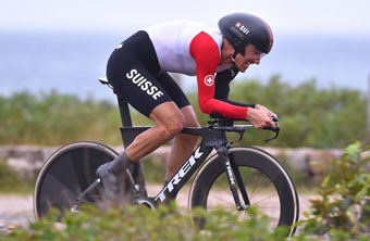 Fabian Cancellara wins time trial at Rio Olympics