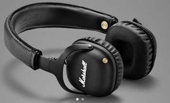Marshall headphones ... feed your head