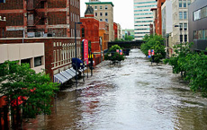 Cedar Rapids flooding