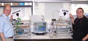 RepRap - 3D printer that can copy itself