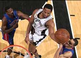 Spurs' Robert Horry