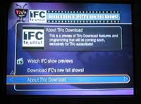 Tivo video download!