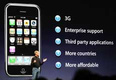 WWDC keynote: Steve Jobs announces iPhone 3G