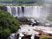 Waterfalls of Iguassu