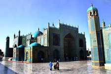 Blue mosque - Afghanistan